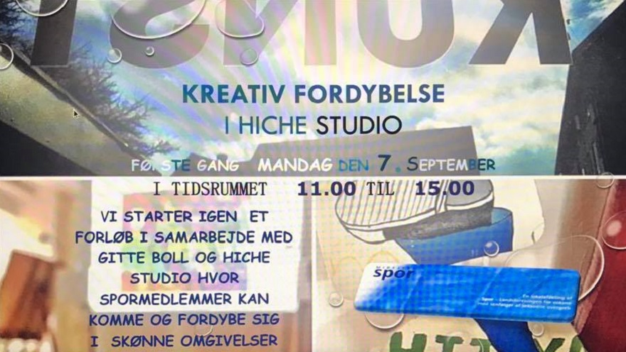 kreativt tilbud i Aarhus