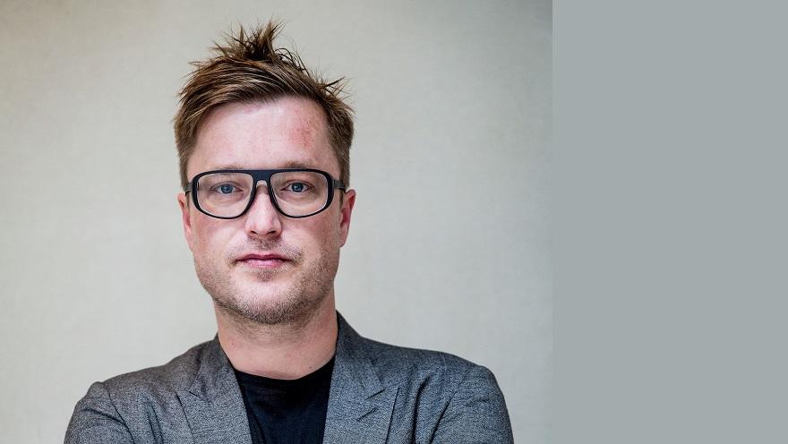 Online cafémøde med Jon Sigurd Wegener