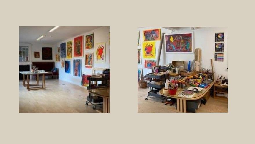 Kreativt værksted i Aarhus